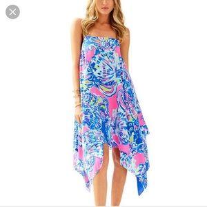 Lilly Pulitzer Kimi Silk dress